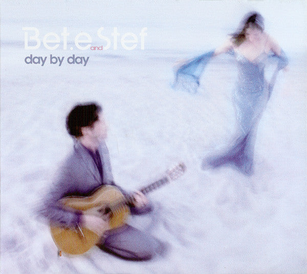 Bet e and Stef - Day By Day (CD Usagé)