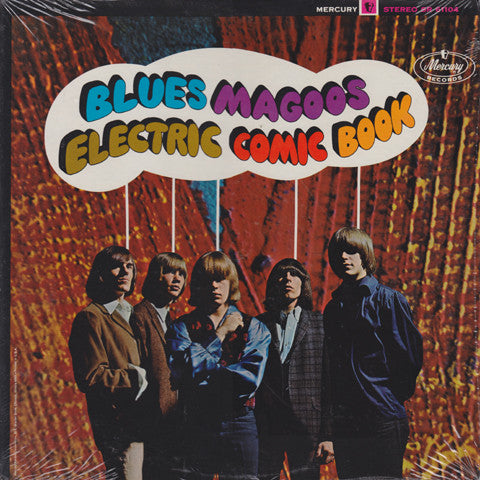Blues Magoos - Electric Comic Book (Vinyle Neuf)