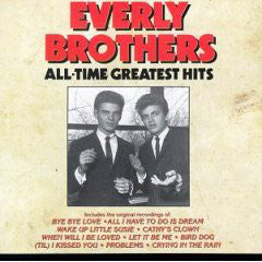 Everly Brothers - All-Time Greatest Hits (CD Usagé)