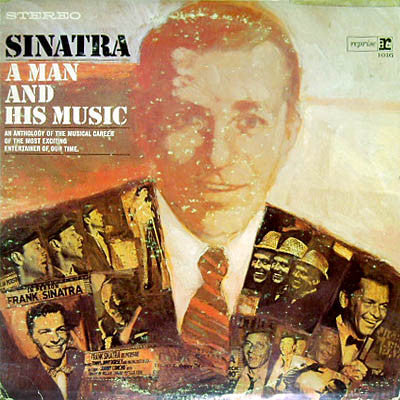 Frank Sinatra - A Man and His Music (Vinyle Neuf)