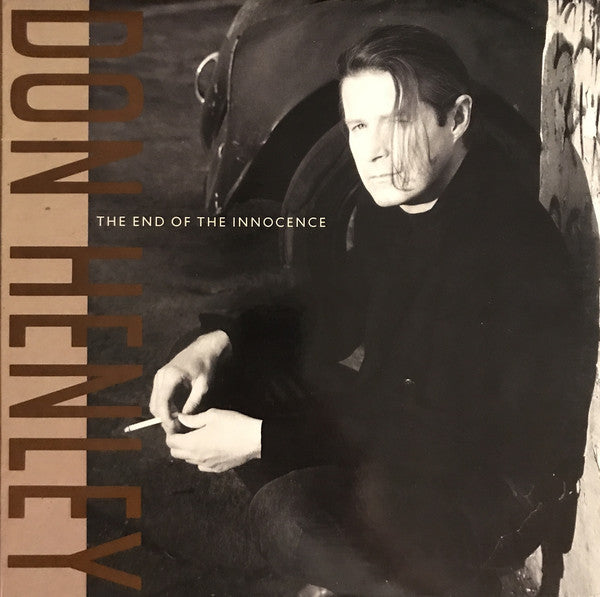 Don Henley - The End of the Innocence (Vinyle Usagé)