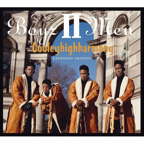 Boyz II Men - Cooleyhighharmony (CD Usagé)