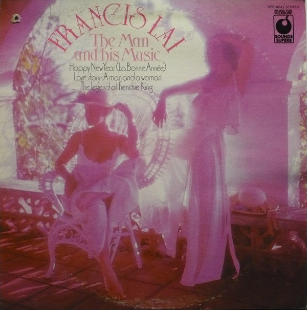 Collection - Francis Lai: The Man and His Music (Vinyle Usagé)