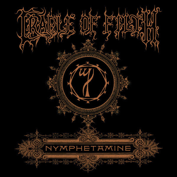 Cradle Of Filth - Nymphetamine (CD Usagé)