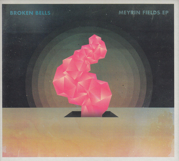 Broken Bells - Meyrin Fields EP (CD Usagé)