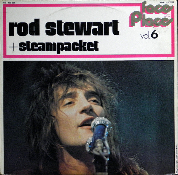 Rod Stewart and Steampacket - Faces and Places Vol 6 (Vinyle Usagé)