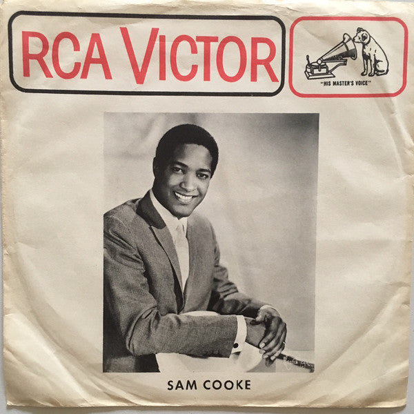 Sam Cooke - Feel It / Thats All (45-Tours Usagé)