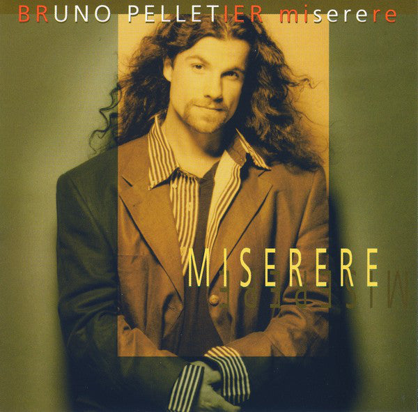 Bruno Pelletier - Miserere (CD Usagé)