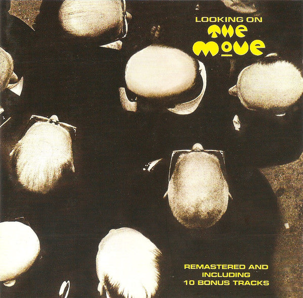 The Move - Looking On (CD Usagé)