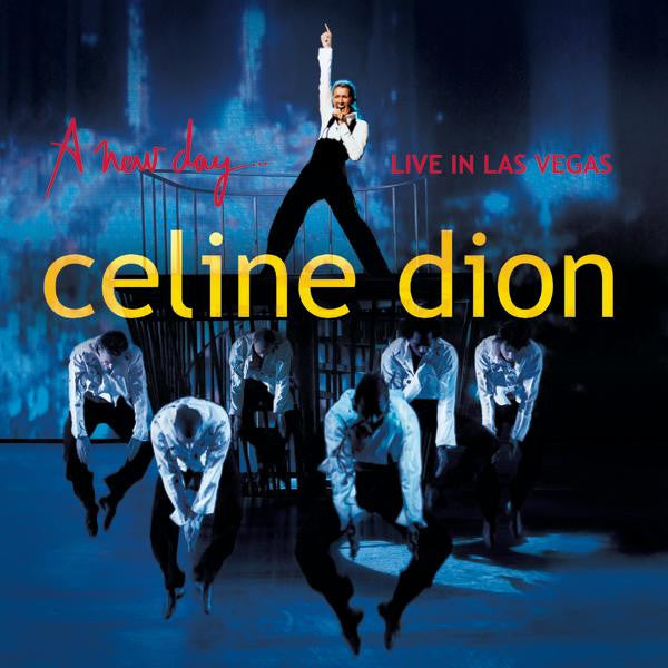 Celine Dion - A New Day Live in Las Vegas (CD Usagé)