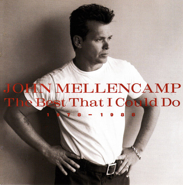 John Mellencamp - The Best That I Could Do (CD Usagé)