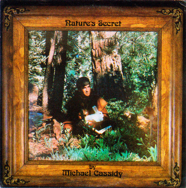 Michael Cassidy - Natures Secret (Vinyle Usagé)
