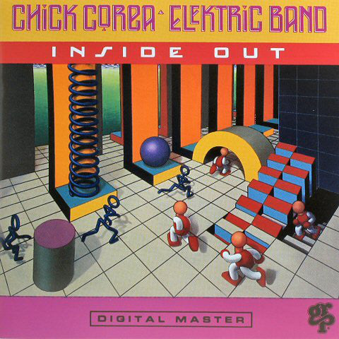 Chick Corea Elektric Band - Inside Out (CD Usagé)