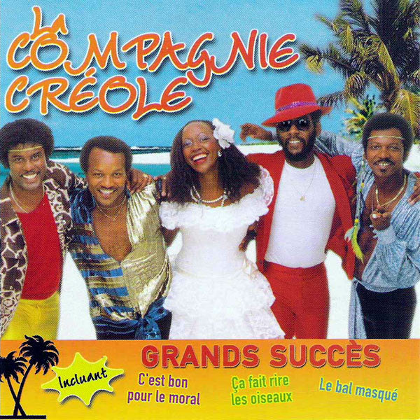 Compagnie Creole - Grands Succes (CD Usagé)