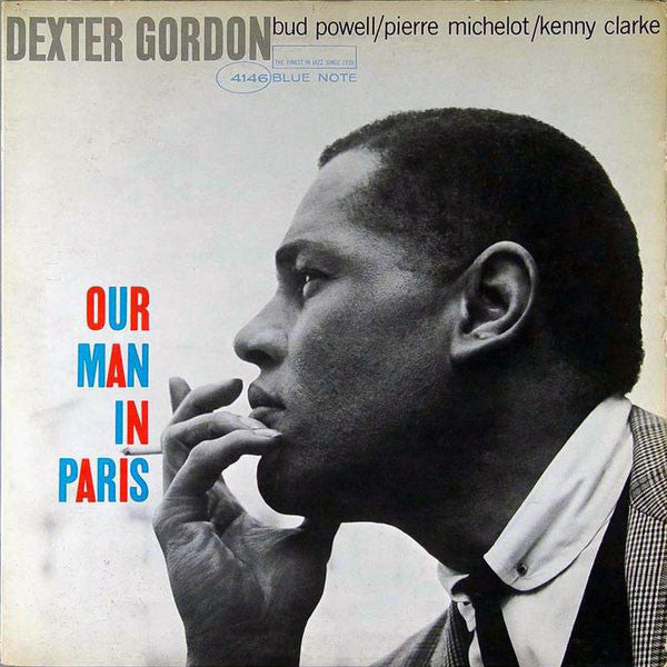 Dexter Gordon - Our Man In Paris (Vinyle Neuf)