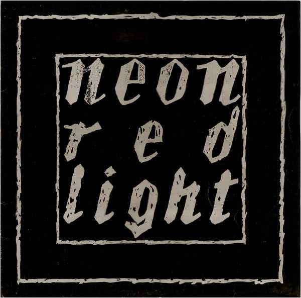 Neon - Red Light (Vinyle Neuf)