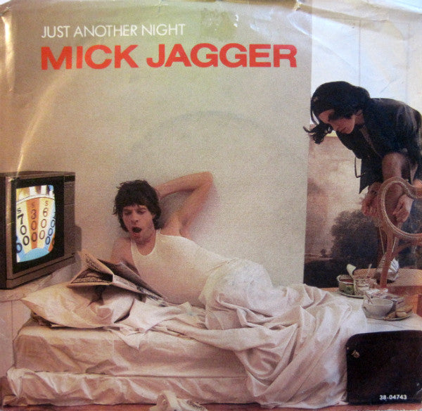 Mick Jagger - Just Another Night (45-Tours Usagé)
