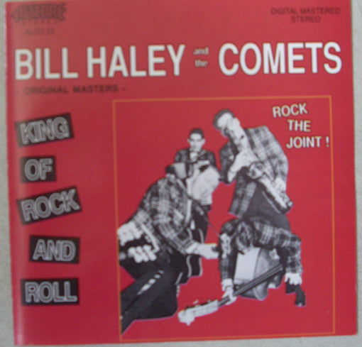 Bill Haley and the Comets - King of Rock N Roll (CD Usagé)