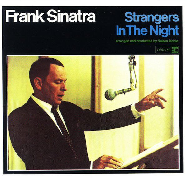 Frank Sinatra - Strangers In The Night (CD Usagé)