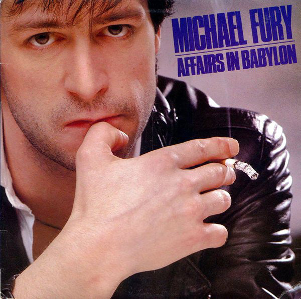 Michael Fury - Affairs In Babylon (Vinyle Usagé)