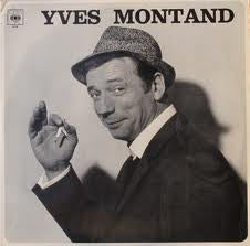 Yves Montand - Yves Montand (Vinyle Usagé)