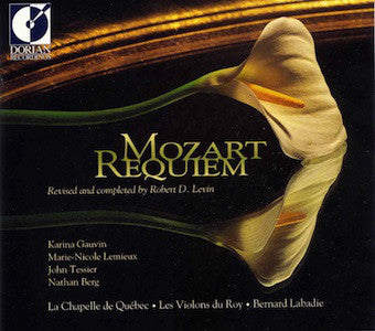 Wolfgang Amadeus Mozart / Robert Levin - Requiem (revised And Completed By Robert D Levin) (CD Usagé)