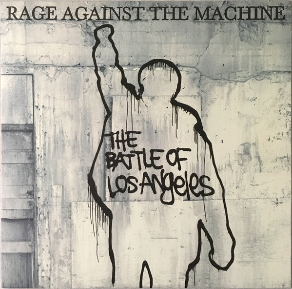Rage Against the Machine - Battle Of Los Angeles (Vinyle Neuf)