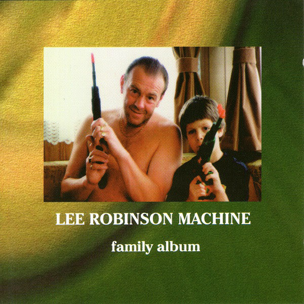 Lee Robinson Machine - Family Album (Vinyle Neuf)