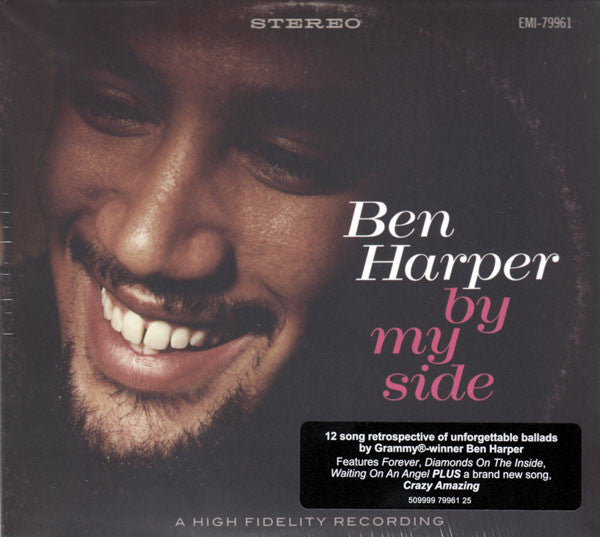 Ben Harper - By My Side (CD Usagé)