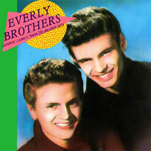 Everly Brothers - Cadence Classics: Their 20 Greatest Hits (CD Usagé)