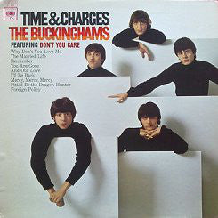 The Buckinghams - Time And Charges (Vinyle Usagé)