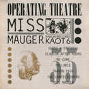 Operating Theatre - Miss Mauger (Vinyle Neuf)
