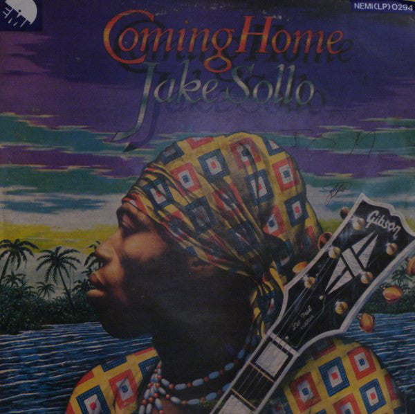 Jake Sollo - Coming Home (Vinyle Neuf)