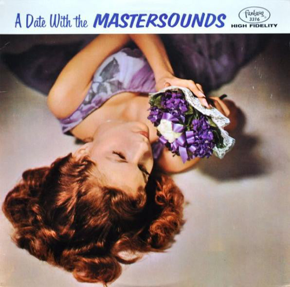 Mastersounds - A Date With The Mastersounds (Vinyle Usagé)