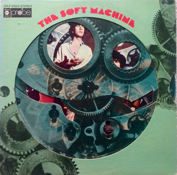 Soft Machine - The Soft Machine (Vinyle Neuf)