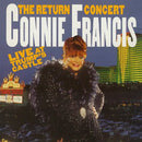 Connie Francis - The Return Concert Live At Trumps Castle (CD Usagé)
