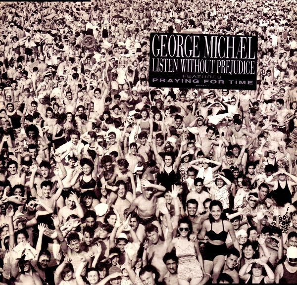George Michael - Listen Without Prejudice (Vinyle Neuf)