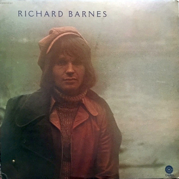 Richard Barnes - Richard Barnes (Vinyle Usagé)
