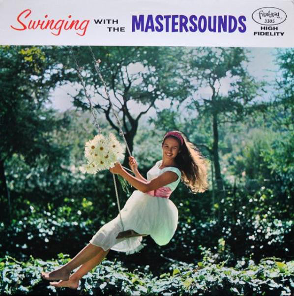 Mastersounds - Swinging With The Mastersounds (Vinyle Usagé)
