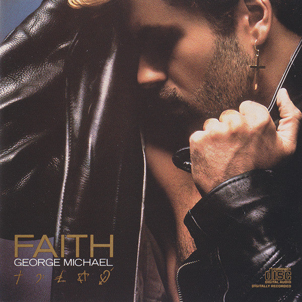 George Michael - Faith (CD Usagé)
