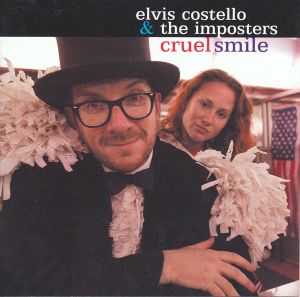 Elvis Costello - Cruel Smile (CD Usagé)