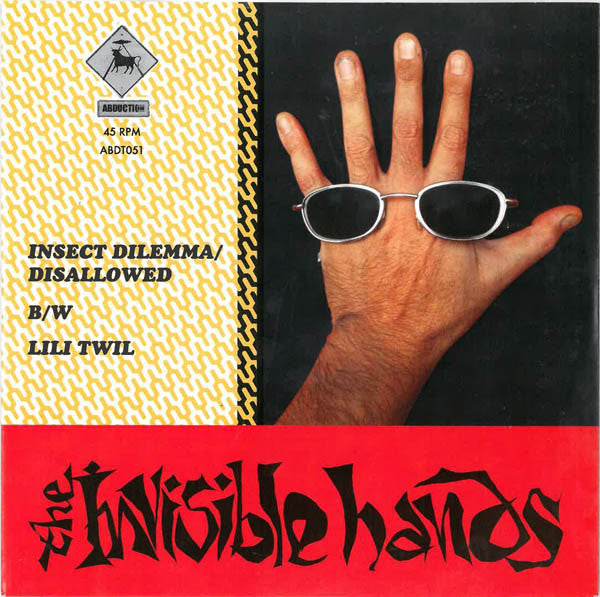The Invisible Hands - Insect Dilemma/disallowed (45-Tours Usagé)