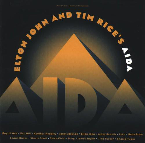 Elton John / Various- Elton John And Tim Rices Aida (CD Usagé)