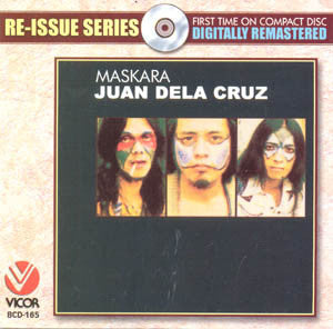 Juan De La Cruz Band - Maskara (CD Usagé)