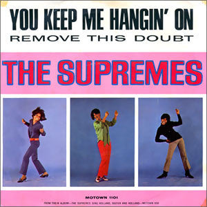 The Supremes - You Keep Me Hangin On (45-Tours Usagé)