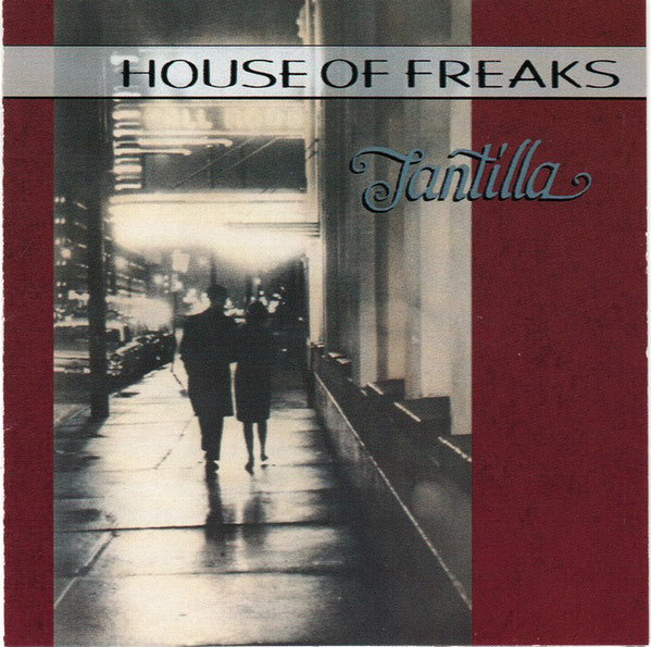 House Of Freaks - Tantilla (CD Usagé)