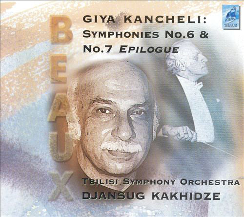 Kancheli / Kakhidze - Symphonies No 6 and No 7 Epilogue (CD Usagé)