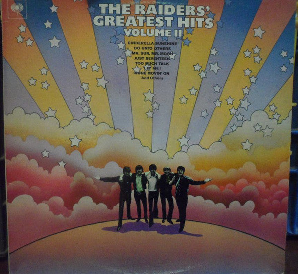 Raiders - Greatest Hits Volume II (Vinyle Usagé)