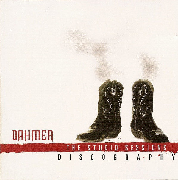 Dahmer - The Studio Sessions (Vinyle Neuf)