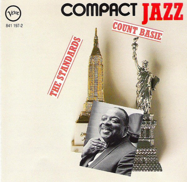 Count Basie - Compact Jazz (CD Usagé)